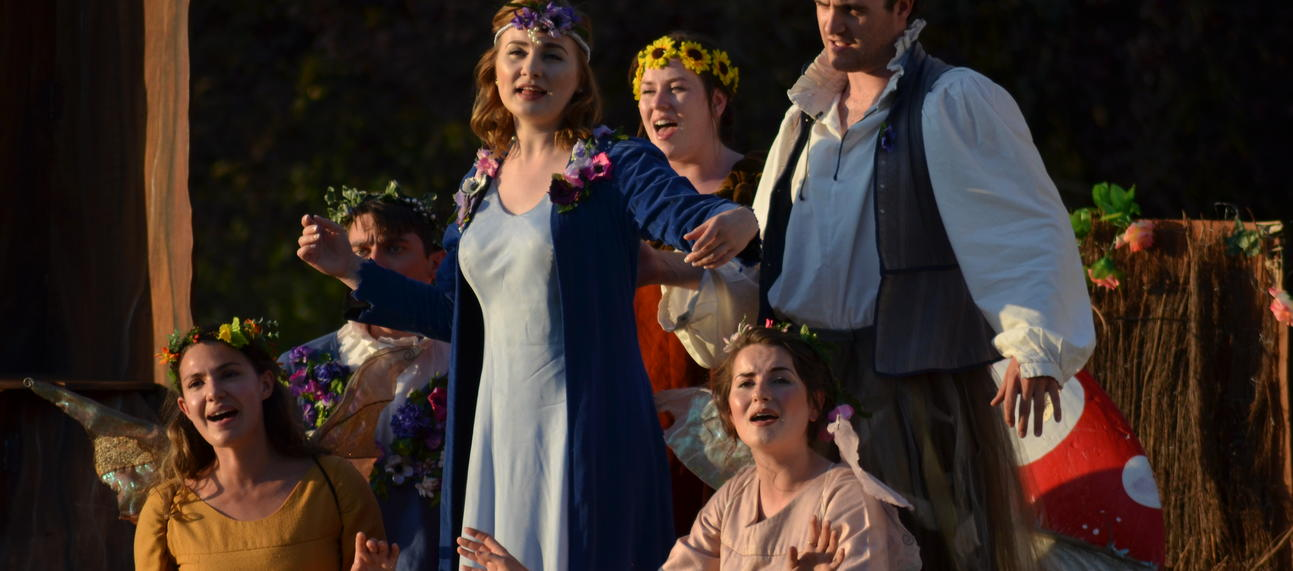 harcourt arboretum  outdoor theatre  events