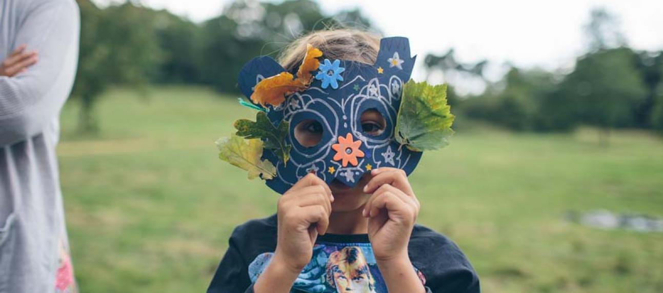 Arboretum Family Child Mask Crafting (Wallman Lo Res)