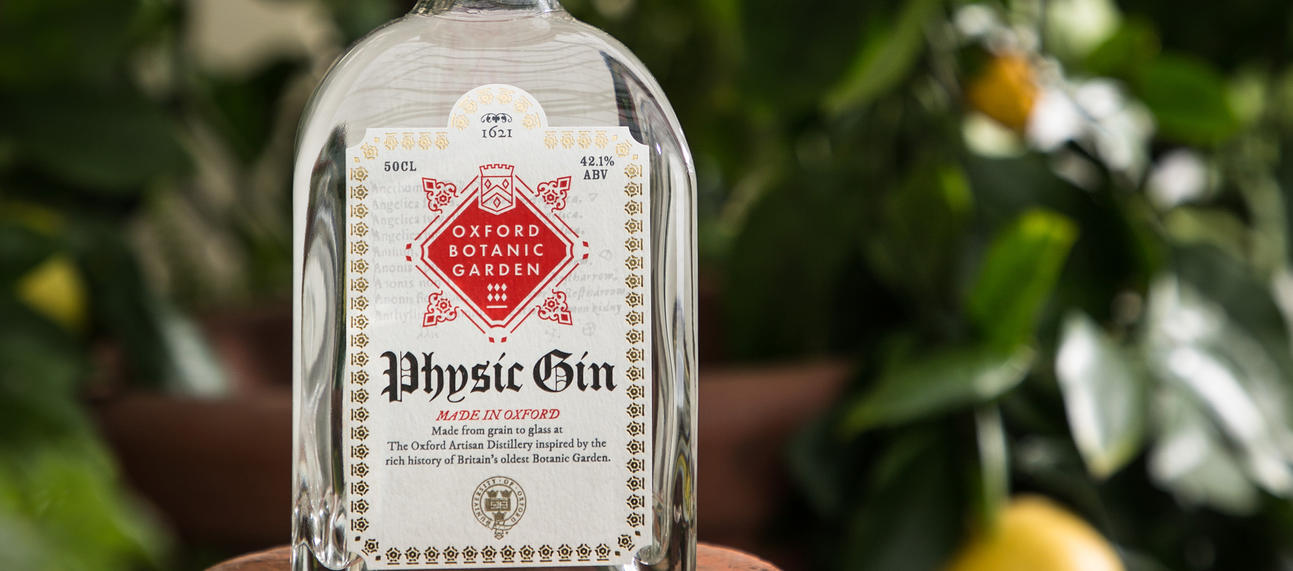 physic gin conservatory  shop