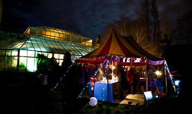 Botanic Garden Winter Lights