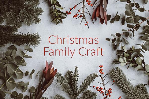 christmas family craft