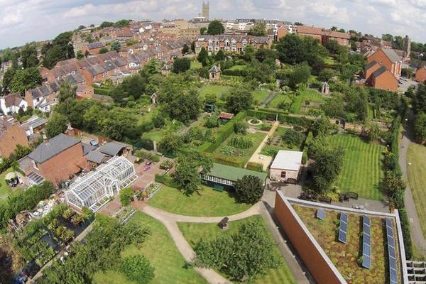 Hill Close Gardens Warwick