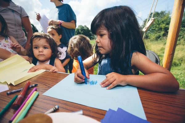 Arboretum Family Girl Crafting (Wallman Lo Res)