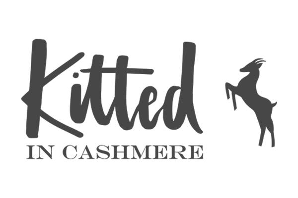 kitted in cashmere