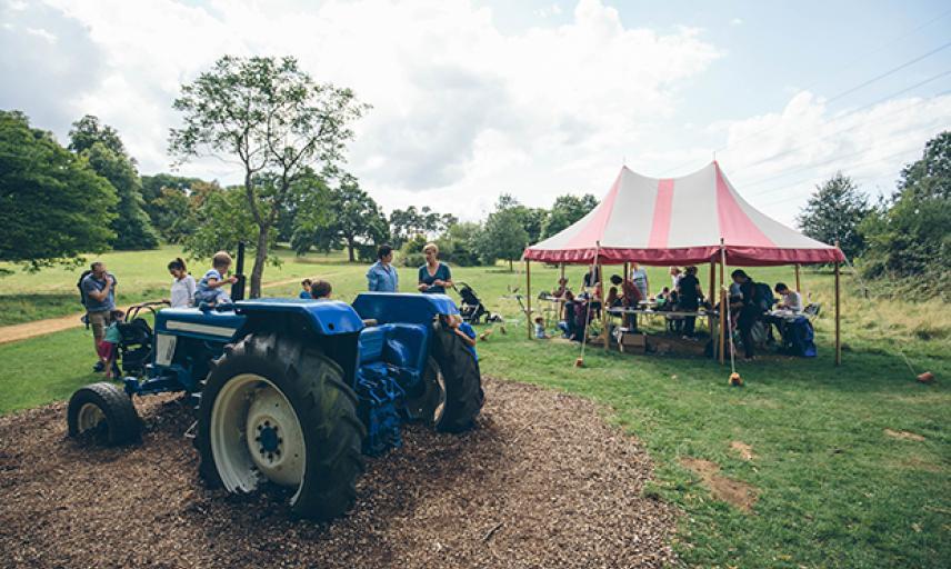 Family Craft Event Arboretum 1