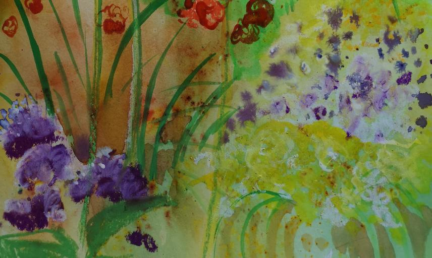 Watercolour three
