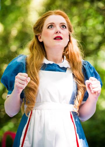opera holland park  alices adventures in wonderland dir martin duncan