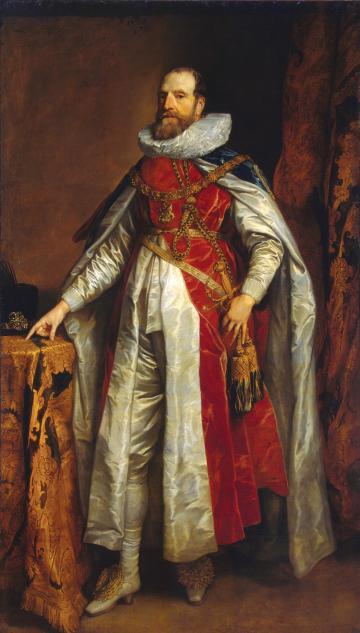 portrait of henry danvers earl of danby